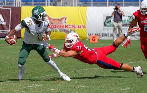 Football: FAU's young defense experiencing growing pains