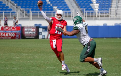 Football Preview: Two struggling conference foes meet Saturday when FAU visits Marshall