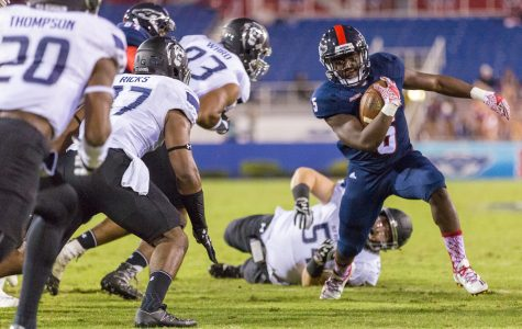 Football: four Owls named to All-Conference USA teams
