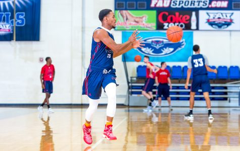 A look at why Jailyn Ingram gave up football for FAU basketball