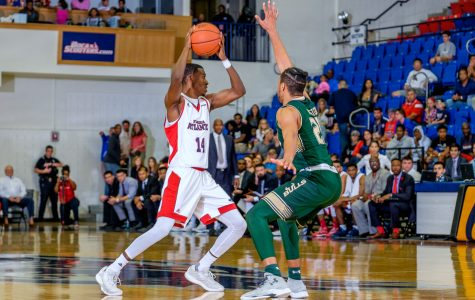 Men's basketball: FAU comes out of Texas winless after overtime loss to UTEP