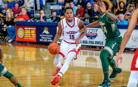 Men's basketball: FAU suffers crushing one-point loss at Tennessee-Martin behind game winner