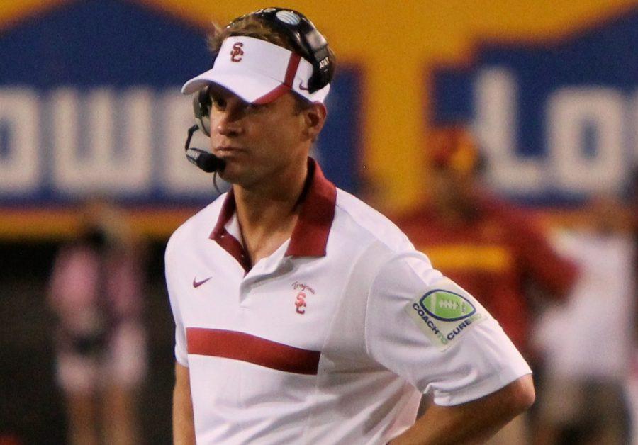 Nick Saban: Lane Kiffin leaving Alabama, going to FAU