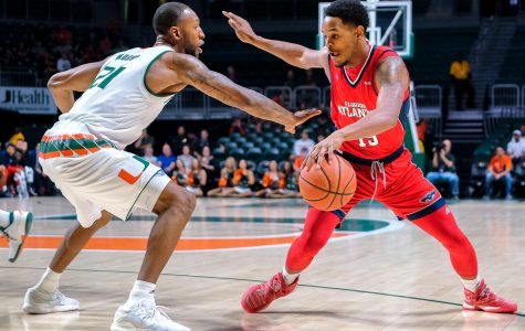 Gallery: FAU men's basketball at Miami