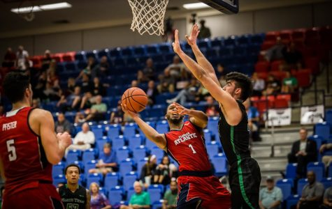 Men's basketball: FAU falls to Rice in overtime