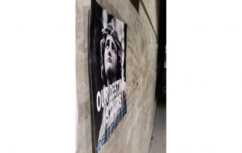 White nationalist group posts flyers around Boca campus
