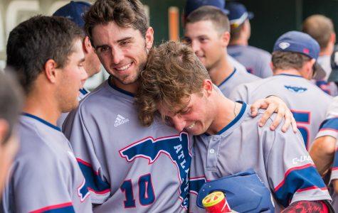 Baseball: Replacing CJ Chatham