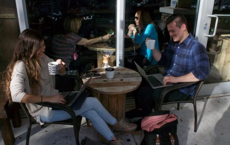 Students share their favorite hangout spots near campus