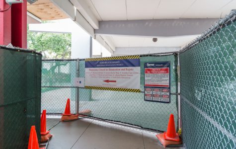 Breezeway construction end date pushed back