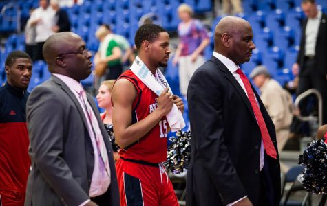 Men's basketball: FAU falls to Marshall in first round of conference tournament