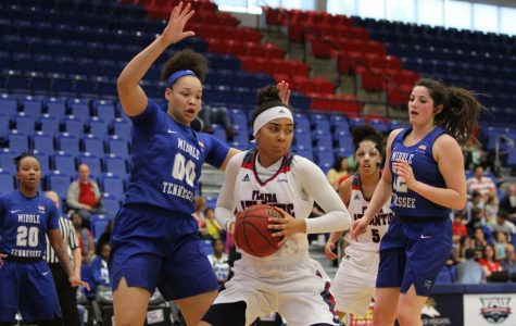 Women's basketball: Jacey Bailey to transfer
