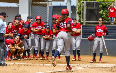 Softball: FAU wins 2-of-3 behind solid weekend from Emily Lochten