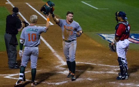 Baseball: four-run seventh inning leads Miami to victory at FAU