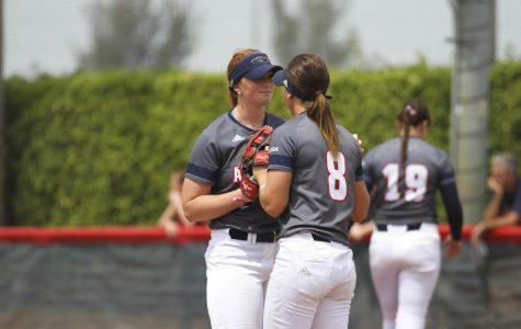 Softball: Amanda Wilson, FAU shut out UCF for third straight win