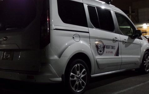 Night Owls receive new van from FAU Police