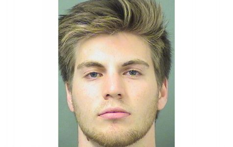 FAU police: Student arrested for aggravated battery using a deadly weapon