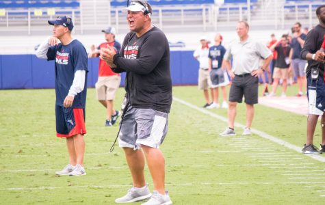 Football: Defensive Coordinator Chris Kiffin admits to three recruiting violations at Ole Miss, denies another