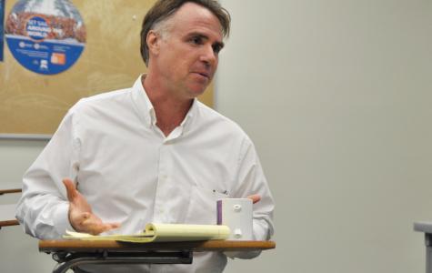 James Tracy files lawsuit against Florida Atlantic University