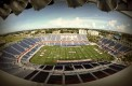 The FAU Football stadium opened in 2011. FAU still owes around 45 million in debt on the 70 million dollar project. Photo by Michelle Friswell