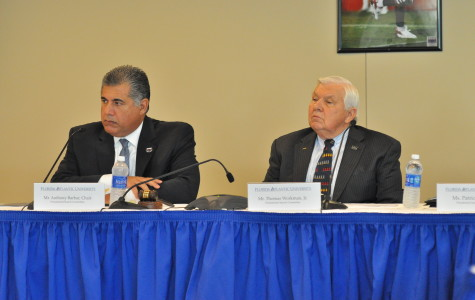 Three new members for the Board of Trustees