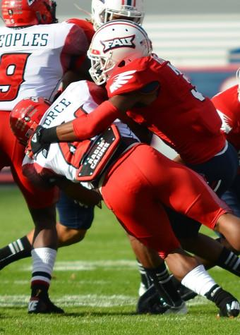 Former FAU cornerback Keith Reaser drafted to San Francisco 49ers