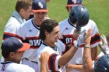 Stephen-Kerr-celebrates-with-teammates-after-hitting-his-first-home-run-of-the-season.-Michelle-Friswell-Associate-Editor