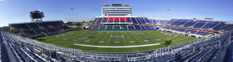 The athletic department is requesting permission to host 26 events per year in its new stadium, up from the 15 they are currently allowed. So far, the department has one event booked for the spring. Photo courtesy of FAU Athletics.