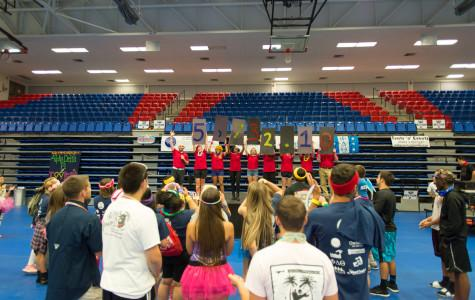 Students raise nearly $6,000 at FAU's first Dance Marathon