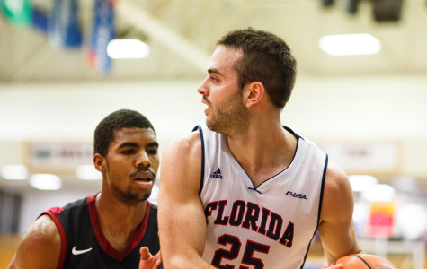FAU guard Pablo Bertone to pursue professional basketball opportunities in Italy