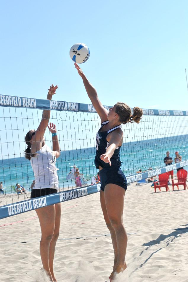 GALLERY: FAU VS STETSON SAND VOLLEYBALL