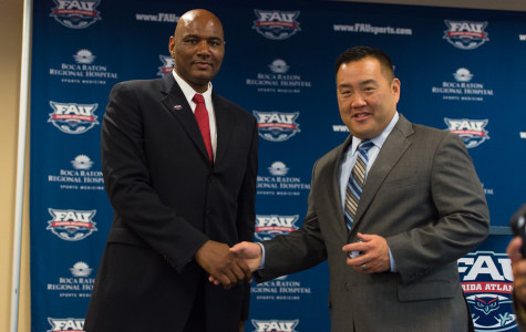 Michael Curry introduced as newest coach of FAU Basketball