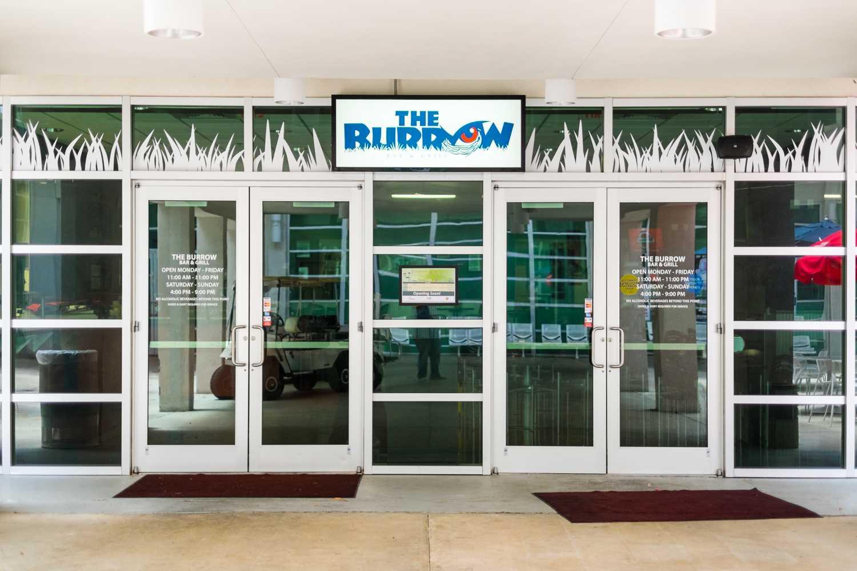 The Burrow at FAU. [Mohammed F Emran | Web Editor]
