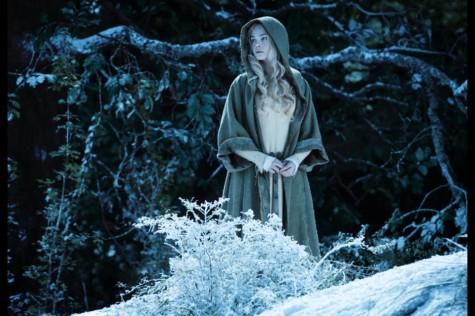 "Elle Fanning as Princess Aurora in ""Maleficent."" Image courtesy of www.wdsmediafile.com."