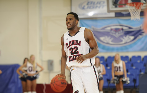 Greg Gantt finished his FAU csreer with 1972 points. Photo courtesy of Owlpix.com