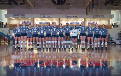 FAU Volleyball wins FAU Invitational