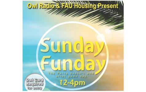 Sun, Swim and Fun — FAU Style