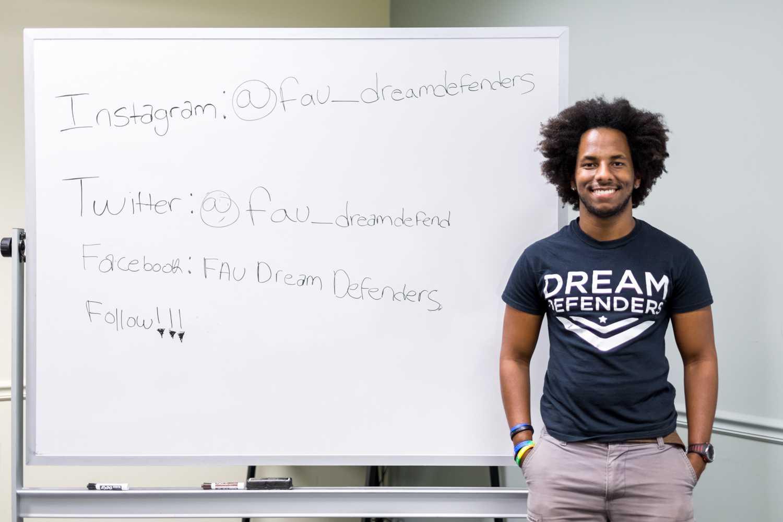 [Mohammed F Emran | Web  Editor] Graham Brown is the president of Dream Defenders.