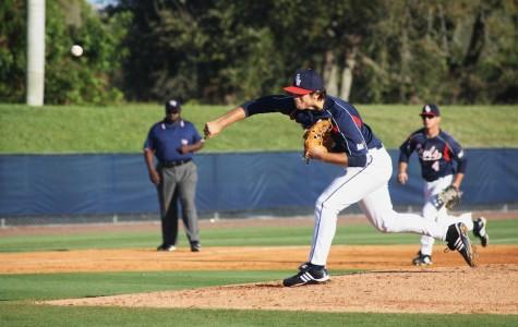 Former FAU baseball player RJ Alvarez called up by Padres