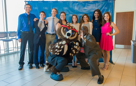 FAU Student Government holds their 2014 State of the University Address