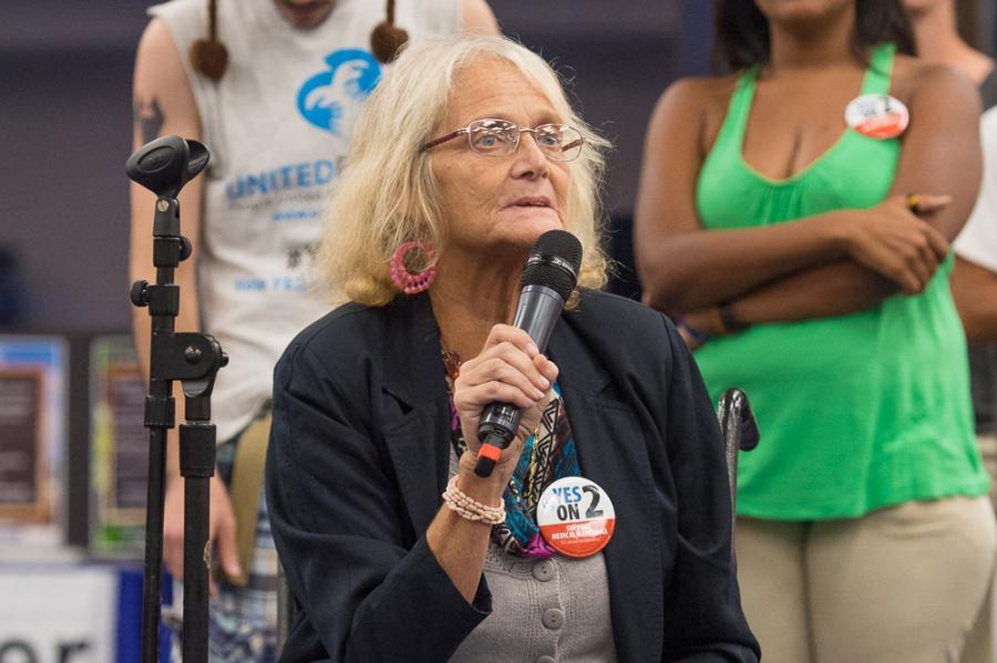 Amendment 2 Forum: Is Medical Marijuana Legalization Good For Florida?