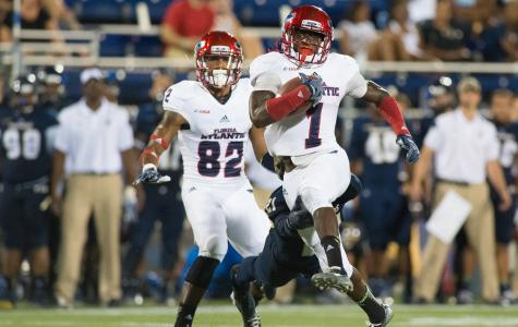 Nine FAU football players win C-USA awards