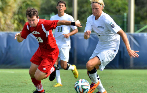 Men's Soccer takes 4-3 OT loss to South Carolina