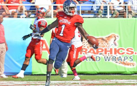 Gallery: FAU vs Western Kentucky (45-38)