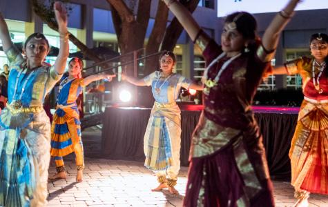 The Night Lights Up: Students celebrate Diwali, the Festival of Lights