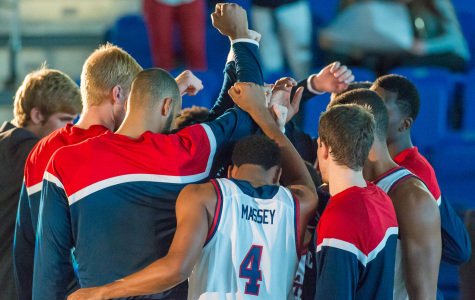 Gallery: FAU Men's Basketball victory over Ave Maria (54-43)