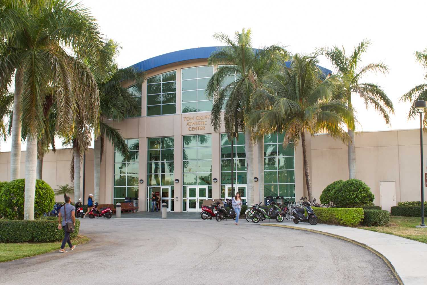 There is an extensive tutoring program available in the Oxley Center, located behind the FAU Basketball Arena Ryan Murphy | Business Manager