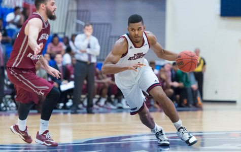 FAU wins tight game in waning seconds against Eastern Kentucky, 69-66