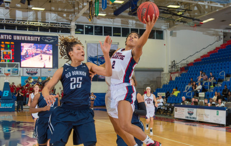 ODU size too much for FAU, lose 72-44
