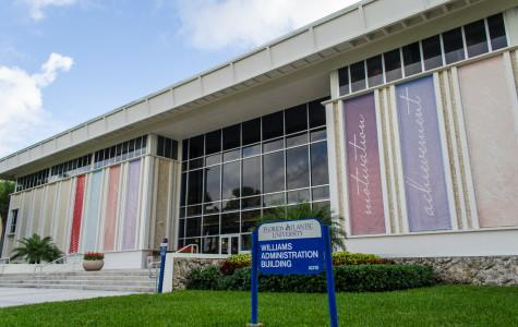 FAU Boca Raton campus Administration Building. Tim Murphy | Contributing Photographer