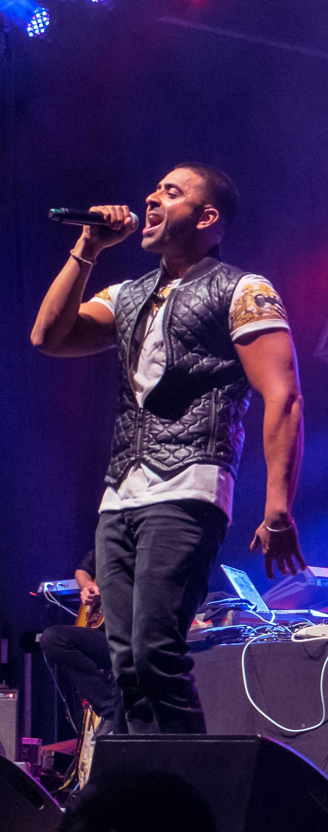 Jay Sean Performs during Owl Prowl in October. Photo by Mohammed F. Emran | Web Editor